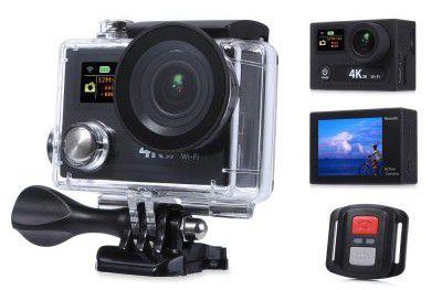 H8R 170° Weitwinkel 4K Ultra HD WiFi Action Kamera für 68€