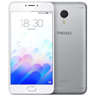 Meizu M3 Note Helio P10 32 GB Phablet für 153€