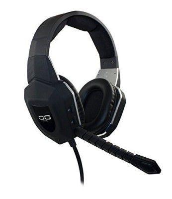 BooEy GH65S Gaming Headset für PS4, PS3, Xbox 360 & PC für 30€ (statt 39€)