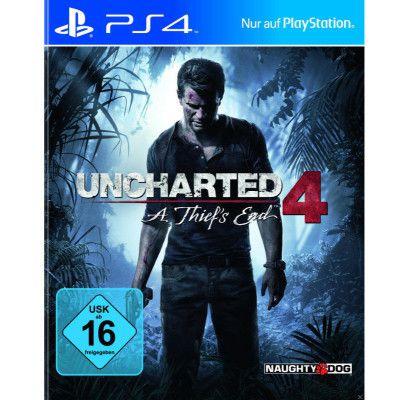 Uncharted 4   A Thiefs End (PS4) für 15€ (statt 25€)