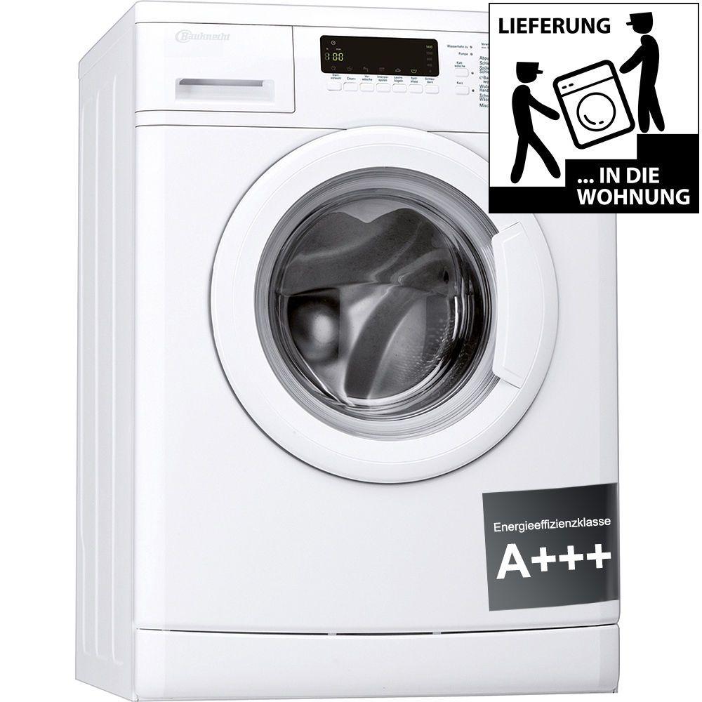 Bauknecht WAK 73 Frontlader Waschmaschine (A+++)  für nur 299€