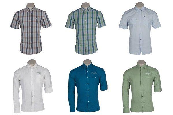 572 Arqueonautas Herren Baumwollhemden für 25€