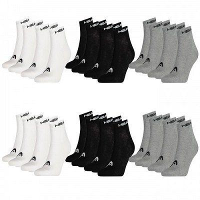 18 Paar Head Quarter Socken (39 46) für 22,95€ (statt 26€)