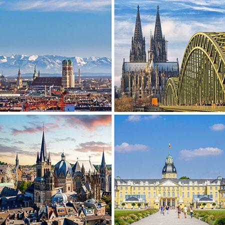 AO Hotel 2 Nächte & 2 Personen im A&O Hotel in 4 deutschen Städten ohne Frühstück für 66€