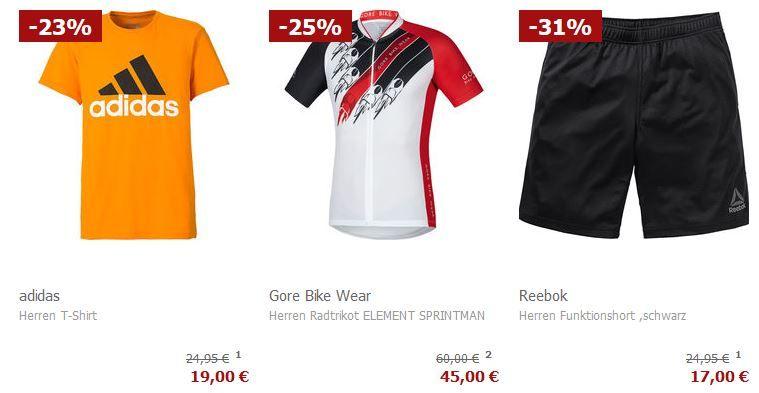 Adidas Sale Karstadt Karstadt Sport: 20% Rabatt auf einen Artikel nach Wahl
