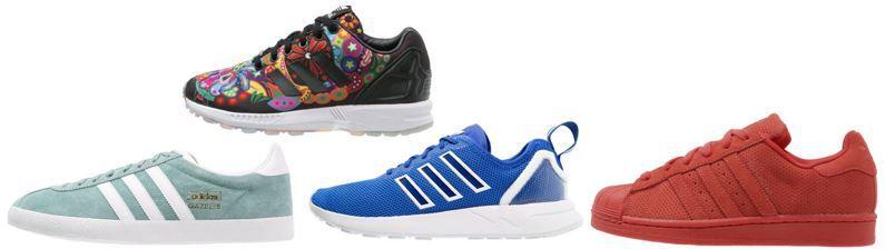 Adidas Sale Zalando Adidas Damen und Herren Sneaker Sale mit 75% Rabatt + 20% Extra Rabatt