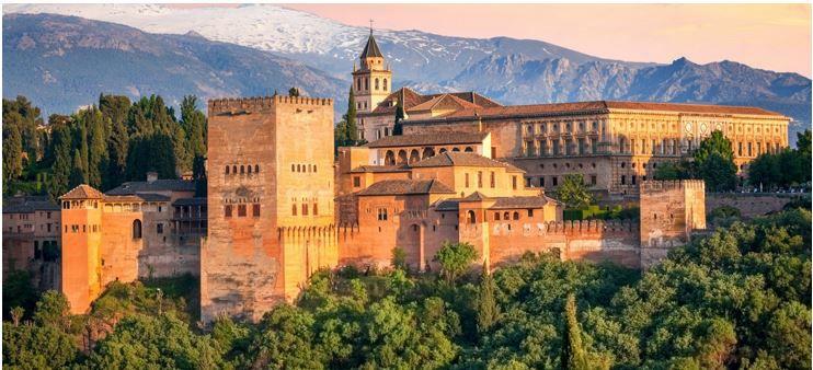 Andalusien Rundreise 7 Tage Andalusien Rundreise inkl: Flug, Hotel und Mietwagen ab 349€p.P.