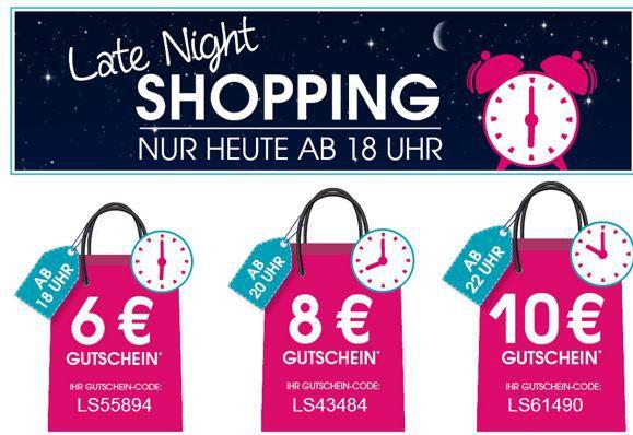 Baby Markt Rabatt Baby Markt Late Night Shopping mit bis zu 10€ Rabatt ab 60€