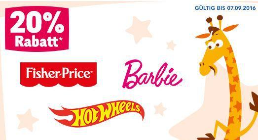 Barbie Rabatt Hot Wheels   Vulkan Superset für 34,94€   20% Rabatt auf Hot Wheels, Fisher Price, Barbie
