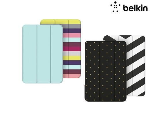 Belkin Flip Cover Belkin Reversible Flip Cover (iPad mini) für nur 9,95€ (Idealo ab 30€)