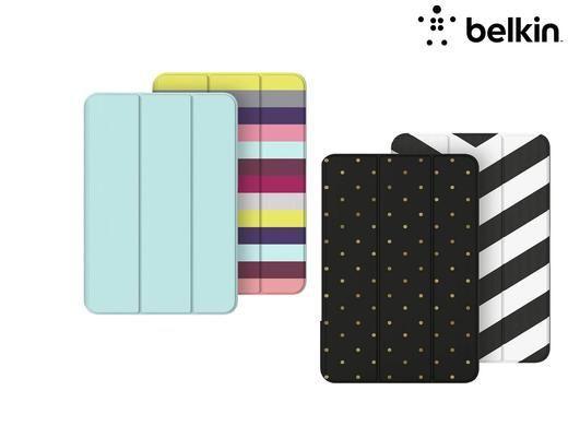 Belkin Reversible Flip Cover (iPad mini) für nur 9,95€ (Idealo ab 30€)