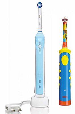 Oral B Pack Professional Care 500 + Mickey Maus Kinderzahnbürste für 34,99€ (statt 44€)