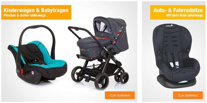 10% Rabatt auf das Kinder Sortiment bei Plus   Kinderwagen, Autositze uvm.