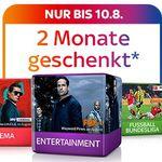 Sky im 12 Monats-Abo ab 16,99€mtl. – 2 Monate komplett + 3 Monate Sky Go Extra gratis