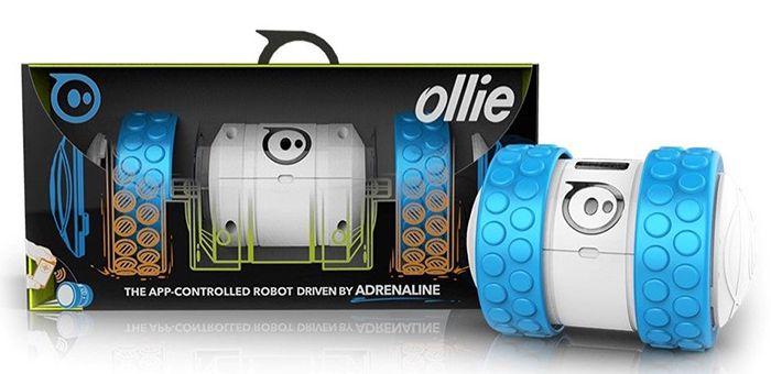 Bildschirmfoto 2016 08 02 um 09.03.52 Orbotix Sphero Ollie Spielzeugroboter für Smartphones/Tablets für 49,99€ (statt 83€)