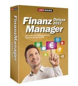 Lexware FinanzManager Deluxe 2017 für 33,99€ (statt 55€)