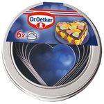 Dr. Oetker Ausstecherdose Herzen für 6,99€ (statt 10€)