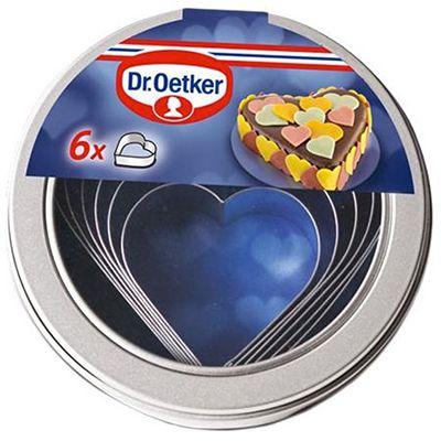 Bildschirmfoto 2016 08 02 um 15.35.59 Dr. Oetker Ausstecherdose Herzen für 6,99€ (statt 10€)