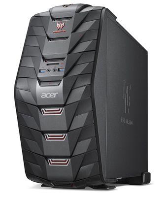 Acer Aspire G3 710 Predator Gaming PC für effektiv 477,98€ (statt 577€)