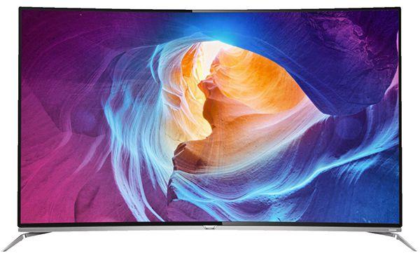 Philips 55PUS8700   55 Zoll Curved 4K Fernseher mit 3D ab 1.111€ (statt 1.399€)