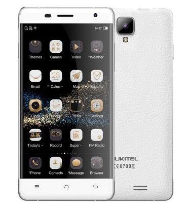 Oukitel K4000 Pro 4G   5 Zoll Dual Sim Smartphone für 73€