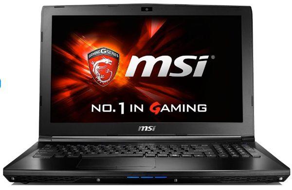 MSI GL62 6QFi78FD Gaming Notebook für 829€ (statt 943€)