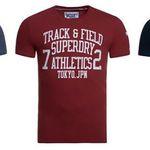 Superdry Herren T-Shirts – verschiedene Modelle verfügbar für je 14,95€