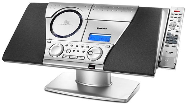 Karcher MC 6550(N) Musikcenter für 39,99€ (statt 95€)   B Ware