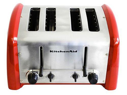 KitchenAid 5KTT890 EER 4 Scheibentoaster für 144,95€ (statt 190€)