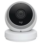 Geht noch! Logi Circle WLAN Überwachungskamera mit Gegensprechfunktion für 85,37€ (statt 179€)