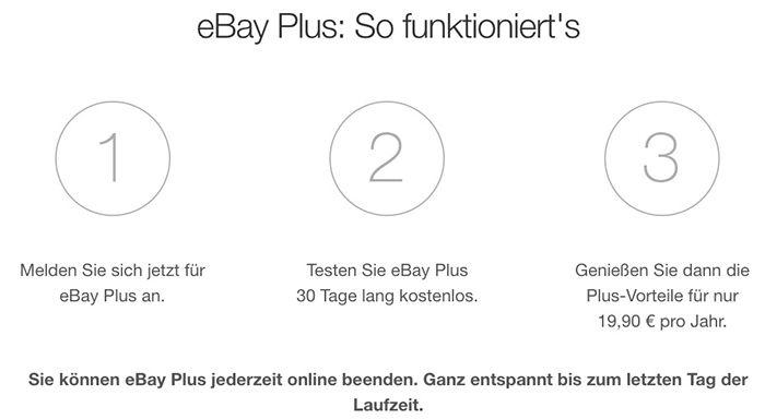 Bildschirmfoto 2016 08 08 um 09.29.14 60 Tage eBay Plus Mitgliedschaft gratis testen   auch Bestandskunden?