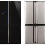10% auf Sharp Kühl-Gefrierkombis – z.B. Sharp SJ-B2330E1I für 490€ (statt 550€)