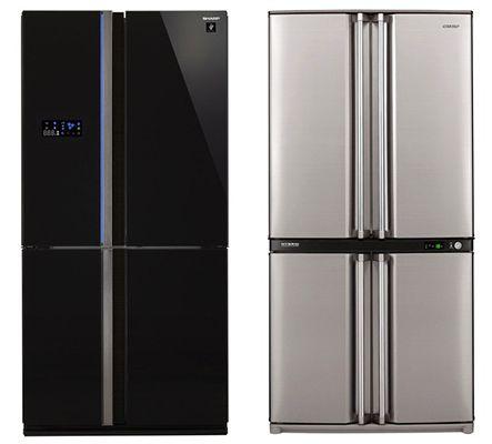 10% auf Sharp Kühl Gefrierkombis   z.B. Sharp SJ B2330E1I für 490€ (statt 550€)