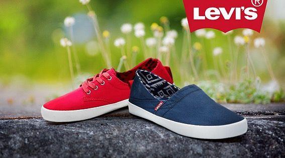 Levis Sneaker und andere Schuhe ab 22€ bei vente privee
