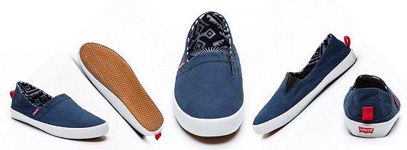 Levis Sneaker und andere Schuhe ab 16,90€ bei vente privee