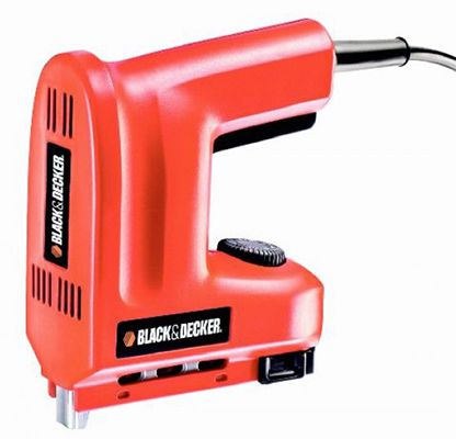 Black & Decker KX418E Elektro Tacker für 39,90€ (statt 48€)