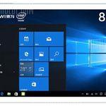 Chuwi Hi8 Pro – 8 Zoll Full HD Tablet mit Dual-Boot (Win 10 + Android) für 77,66€