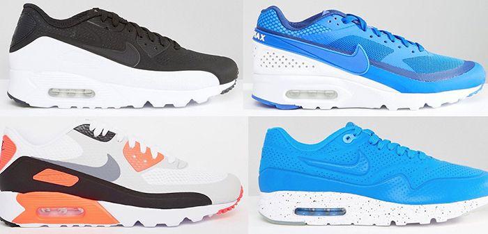 Geniale Sneaker Preise bei asos   z.B. Nike Air Max 1 Ultra Moire für 52€ (statt 72€)