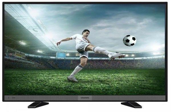 Grundig 48 VLE 595 BG   48 Zoll Full HD TV mit Triple Tuner für 299€ (statt 373€)