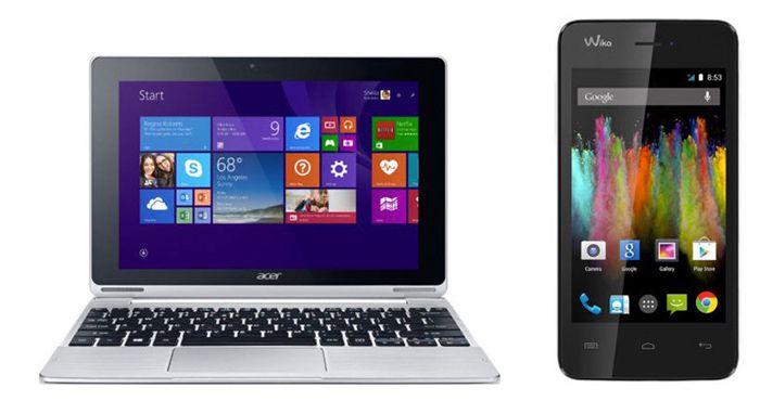Media Markt Outlet bei eBay (Handys, Tablets uvm.)   z.B. Wiko Smartphone für 77€ (statt 95€)