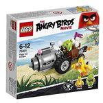 30% auf Lego Angry Birds bei Toys'R'Us – z.B. Piggy Plane Attack für 20,44€ (statt 27€)