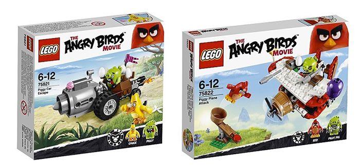30% auf Lego Angry Birds bei ToysRUs   z.B. Piggy Plane Attack für 20,44€ (statt 27€)