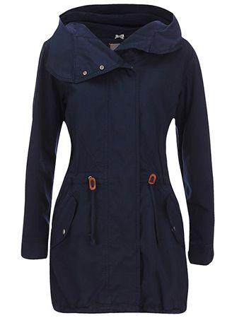 Boss Orange Frauen Mantel Olbinia für 100,45€ (statt 163€)