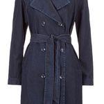 "Hugo Damen Jeanstrenchcoat ""Mintu"" für 130,25€(statt 190€)"