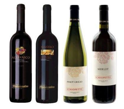 Bildschirmfoto 2016 08 12 um 08.16.29 6 Flaschen Italienischer Rotwein oder Weisswein für je 14,99€