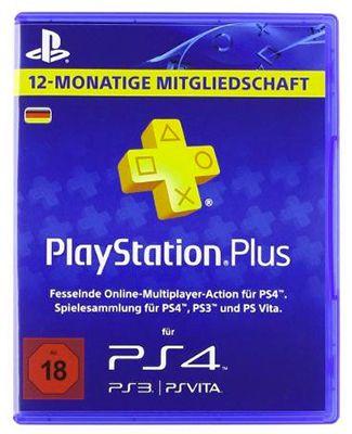 Bildschirmfoto 2016 08 12 um 09.07.24 PlayStation Plus Live Card (365 Tage) für 40€(statt 45€)