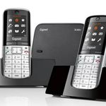 Gigaset SL400A Duo Schnurlos Festnetz-Telefon mit AB für 129€ (statt 160€)