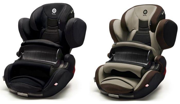 Kindersitz kiddy Phoenixfix 3 Manhattan für 189,99€ (statt 224€)