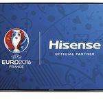 Hisense H40M3300 – 40 Zoll UHD Fernseher mit Triple-Tuner für 297€ (statt 434€)