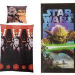 Star Wars Bettwäsche, Matratze oder Handtuch je 19€